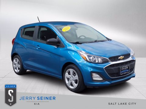 Pre-Owned 2019 Chevrolet Spark LS FWD Hatchback